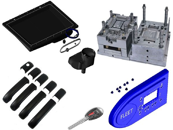 Plastic Injection Moulding Tooling Design