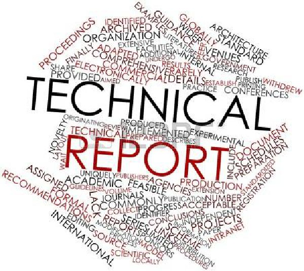 Technical Report Writing Word Excel Visio office conclusions and reccomendations